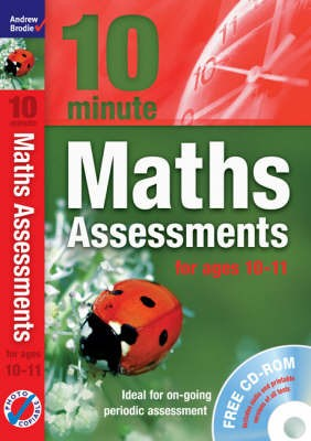 10 Minute Maths Assessments 10-11
