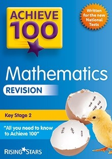Achieve 100 Maths Revision Pack of 15 Pupils Books