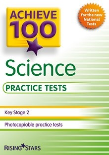 Achieve 100 Science Practice Tests
