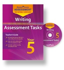 Rising Stars Writing Assessment Tasks Year 5 Pack