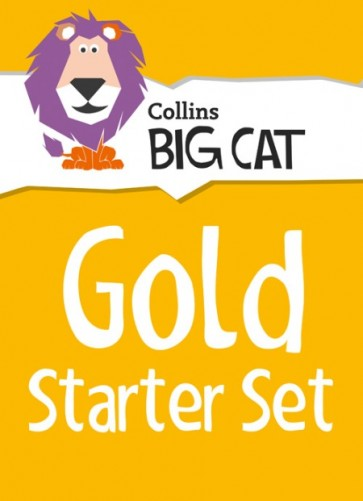1O. Collins Big Cat Sets - Gold Starter Set: Band 09/Gold - 24 titles