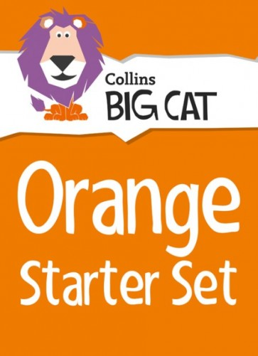 1L. Collins Big Cat Sets - Orange Starter Set: Band 06/Orange - 25 titles