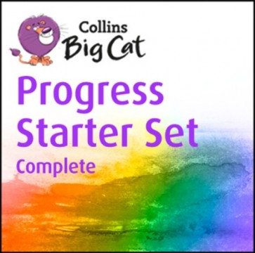 Collins Big Cat - Progress Starter Set Complete