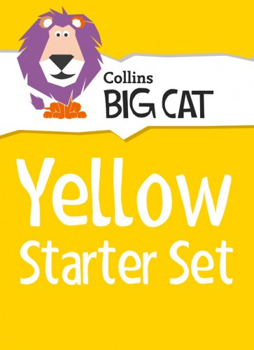 1I. Collins Big Cat - Collins Big Cat Yellow Starter Set: Band 03/Yellow - 30 titles