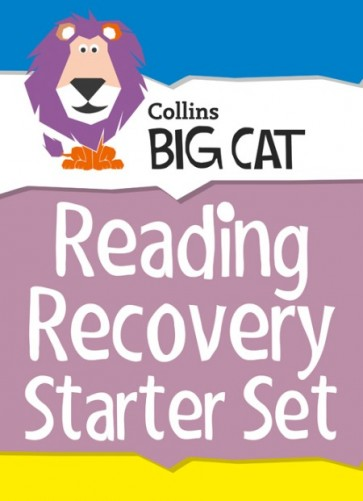 Collins Big Cat Sets - Reading Recovery Starter Set - 170 titles