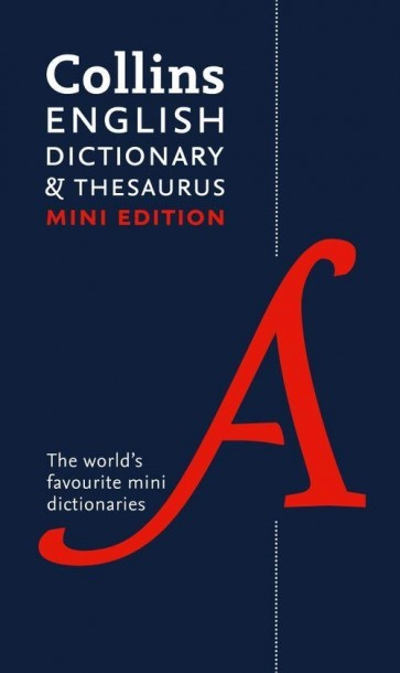 Collins Mini Dictionary & Thesaurus [Third edition]