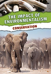 The Impact of Environmentalism Pack A of 5 | Raintree
