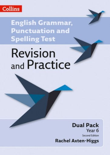 English Grammar, Punctuation and Spelling Test Revision and Practice - Key Stage 2: Dual Pack [Second edition]