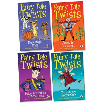 Fairy Tale Twists Pack