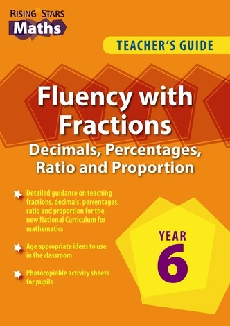 Fluency with Fractions Year 6