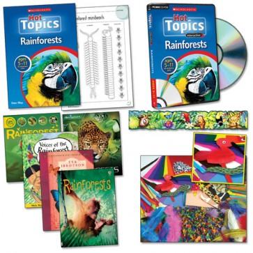 Hot Topics: Rainforest Resource Pack