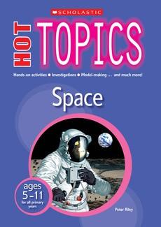 Hot Topics Space CD ROM