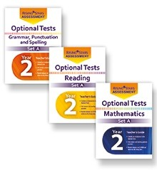 Optional Tests | Rising Stars Assessment | Optional Tests Year 2 Complete Pack Set B