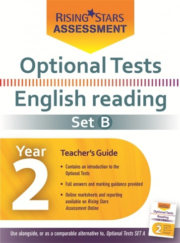 Optional Tests Reading Year 2 School Pack Set B