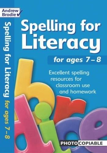 Spelling for Literacy 7-8