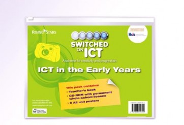 Switched on ICT in the Early Years