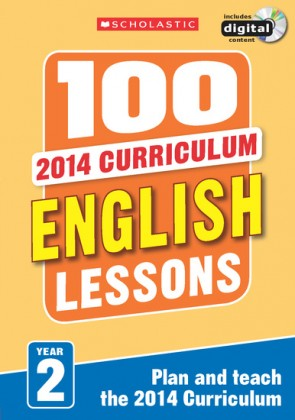 2014 Curriculum: 100 English Lessons: Year 2