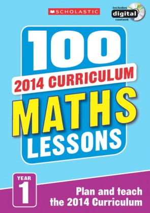 2014 Curriculum: 100 Maths Lessons: Year 1