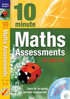 10 Minute Maths Assessments Ages 5-6