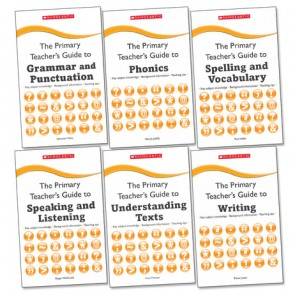 The Primary Teacher's Guide to English Set