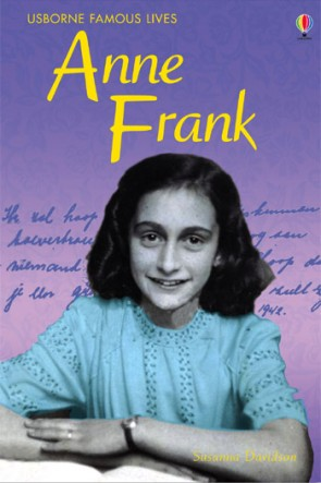 Young Reading Series 3 - Famous lives - Anne Frank - guided reading pack