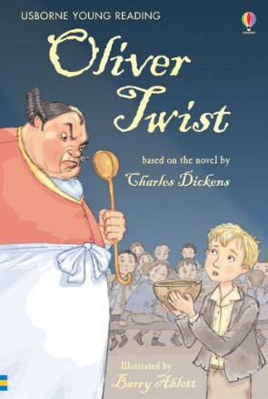 Young Reading Series 3 - Classic stories - Oliver Twist - guided reading pack of 6
