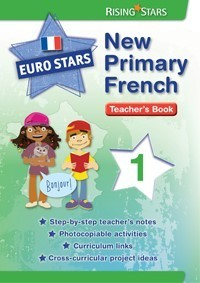 Euro Stars New Primary French Years 2-3