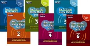 New Curriculum Mental Maths Whole School Pack
