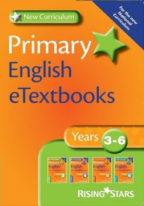 New Curriculum Primary English eTextbook Pack: Years 3 - 6