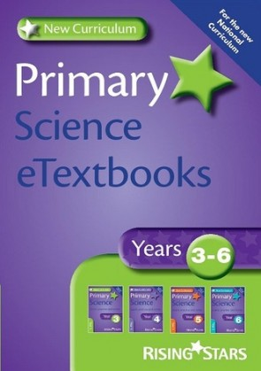 New Curriculum Primary Science eTextbook Pack: Years 3 - 6