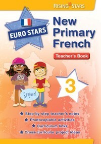 Euro Stars New Primary French Years 4-5