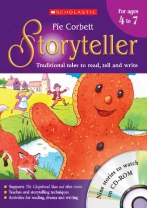 Pie Corbett's Storyteller: Complete Set