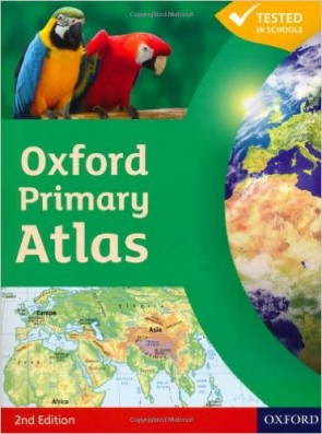 Oxford Primary Atlas Paperback (2nd Edition)
