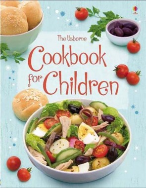 Cookbooks - The Usborne cookbook for children
