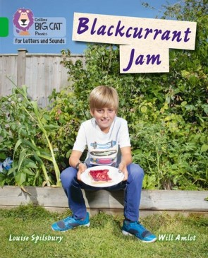 Collins Big Cat Phonics for Letters and Sounds - Blackcurrant Jam : Band 5/ Green