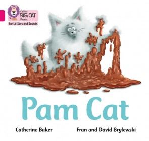 Collins Big Cat Phonics for Letters and Sounds - Pam Cat : Band 01B/Pink B
