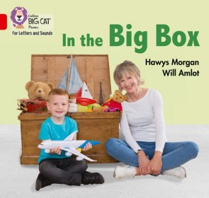 Collins Big Cat Phonics for Letters and Sounds - In the Big Box : Band 2A/ Red