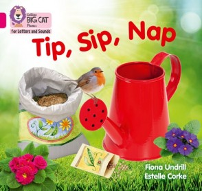 Collins Big Cat Phonics for Letters and Sounds - Tip, Sip, Nap : Band 01A/Pink A