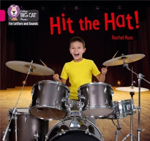 Collins Big Cat Phonics for Letters and Sounds - Hit the Hat! : Band 01B/Pink B