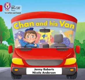 Collins Big Cat Phonics for Letters and Sounds - Chan and his Van: Band 2A/ Red