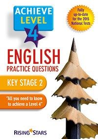 Achieve Level 4 English Practice Questions (15 Pack) - 2015 Edition