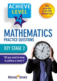 Achieve Level 4 Mathematics Practice Questions (15 Pack) - 2015 Edition