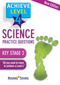 Achieve Level 4 Science Practice Questions (15 Pack) - 2015 Edition