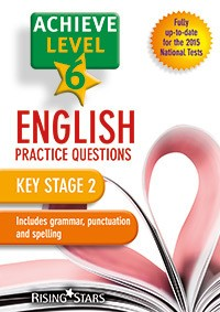 Achieve Level 6 English Practice Questions (15 Pack) - 2015 Edition