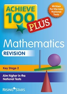 Achieve 100 Plus Maths Revision Pack of 15 Pupils Books