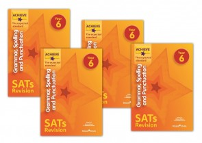 Achieve Grammar, Spelling and Punctuation SATs Revision The Expected Standard Year 6: 10 copy pack