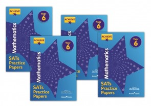 Achieve Mathematics SATs Practice Papers Year 6: 10 copy pack
