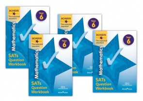Achieve Mathematics SATs Question Workbook The Expected Standard Year 6: 10 copy pack