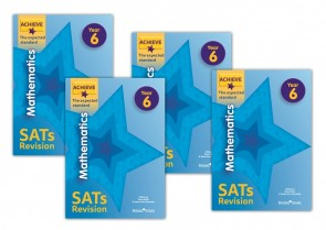 Achieve Mathematics SATs Revision The Expected Standard Year 6: 10 copy pack