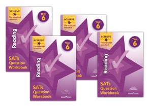 Achieve Reading SATs Question Workbook The Expected Standard Year 6: 10 copy pack